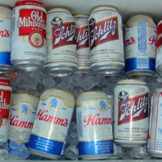 Cooler Full of Cold Ones