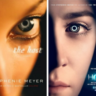While Reading: The Host