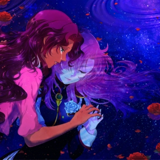 Utena/Anthy ~ The Love That Blossomed In Winter