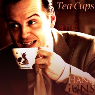 Tea Cups and Hand Guns-The Soundtrack
