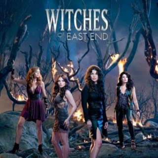 Witches of East End S1