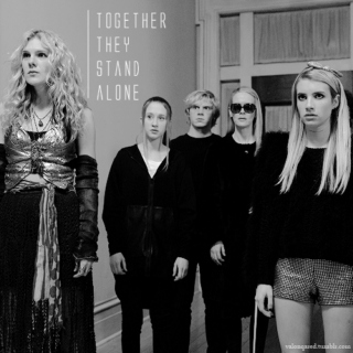 Together, they stand alone | A COVEN FANMIX