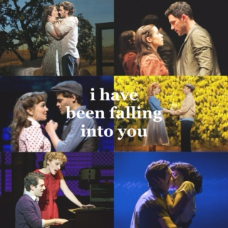 i have been falling into you