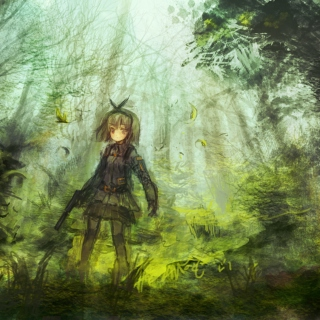 Songs that the forest sings.