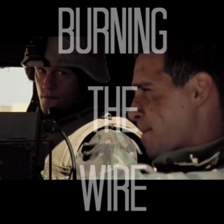 burning the wire
