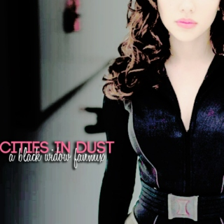 Cities in Dust//A Black Widow Mix