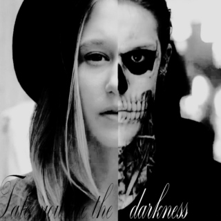tate... you are the darkness