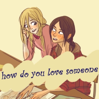 ℋow do you love someone