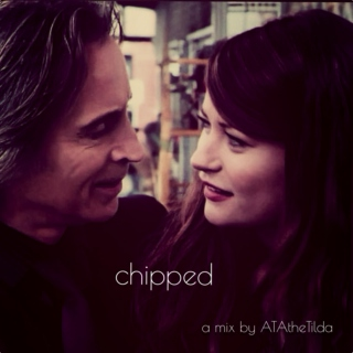 {chipped}