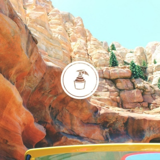 * disneyland for little racers