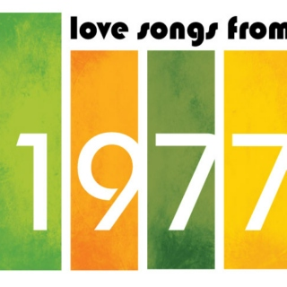 Great Love Songs from 1977