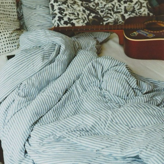 strings and comfy sheets