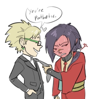 You're Pathetic~. ❥ a virujaku fanmix