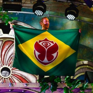 Warm-up Tomorrowland Brazil