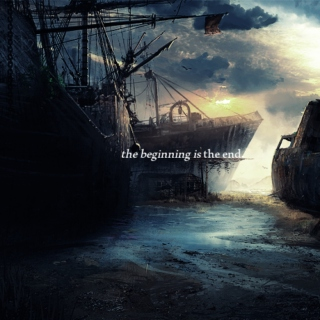 [part i] the beginning is...