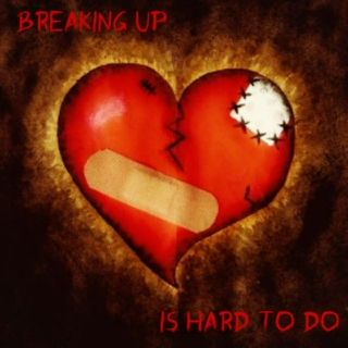 Breaking up is hard to do