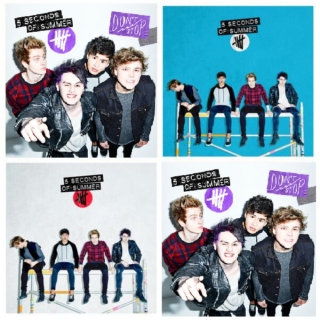 5SOS The Album Target Bonus Tracks