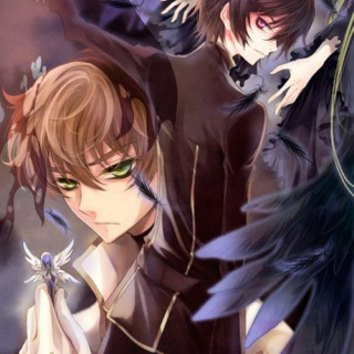 The Devil Within: A Code Geass fanmix
