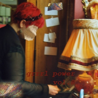GRRRL POWER VOL. 8