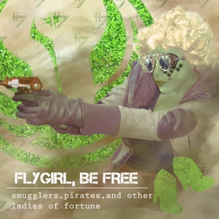 Flygirl, Be Free
