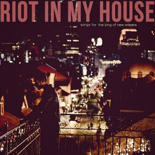 riot in my house.