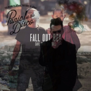 Fall Out Boy/Panic! At The Disco Mashups