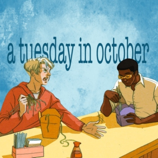 a tuesday in october