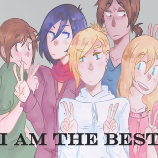 \\I AM THE BEST//