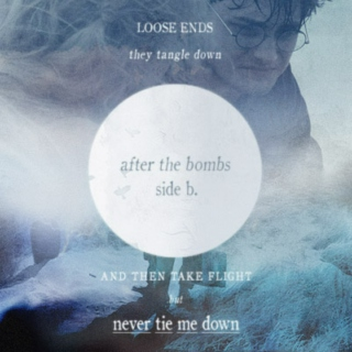 After the bombs (a Harry Potter/Luna Lovegood mix post DH )