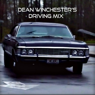 Dean Winchester's Driving Mix