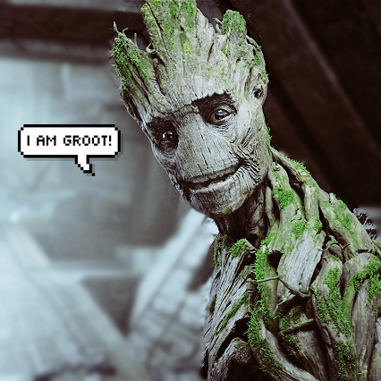 I Am Groot 8tracks radio | I AM G...