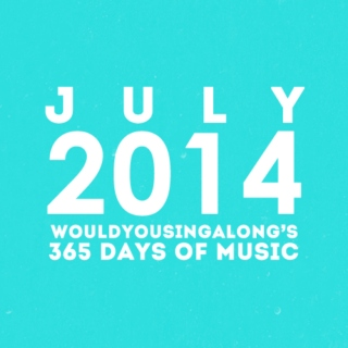 365 days of music: july 2014