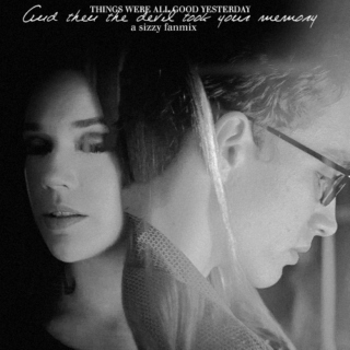 the devil took your memory; a sizzy fanmix (cohf)