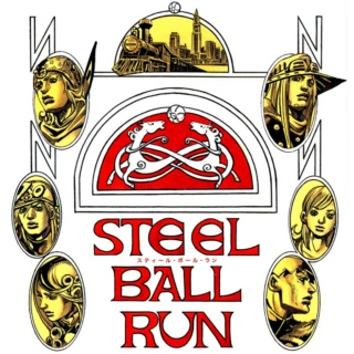 Steel Ball Run - This race will last forever
