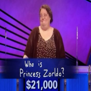 Who is Princess Zorldo?