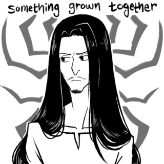 something grown together | a nobunaga mix