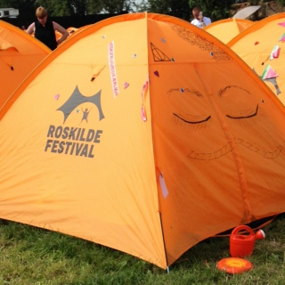 Roskilde 2014 memories - chill out