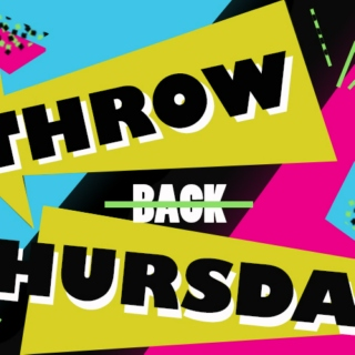 Thirsty throwbacks. 2000s- now