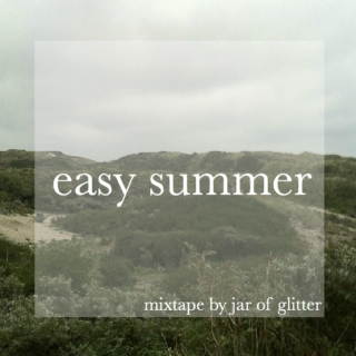 easy summer // mixtape by jar of glitter