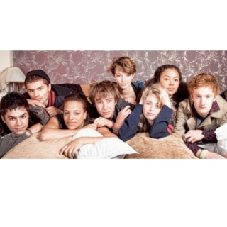 Skins Soundtrack - Gen. 3