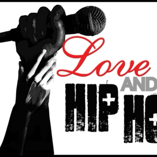 When rappers sing about love