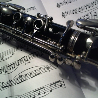 Clarinet the beautiful