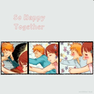 Ichihime: So Happy Together