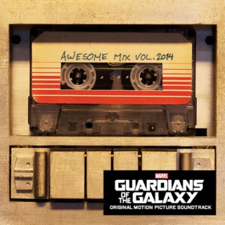 GOTG: Awesome Mix, vol. 2014
