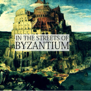 in the streets of byzantium