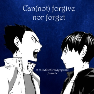 can(not) forgive nor forget