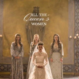 all the queen's women