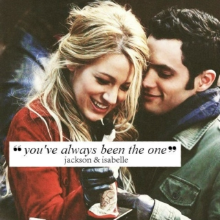 ❝you've always been the one❞