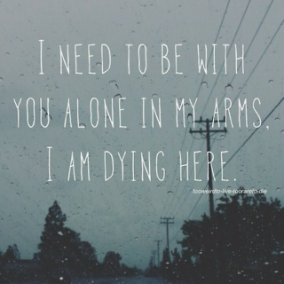 Everything I want to tell you