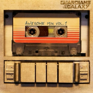 Awesome Mix Vol. 1 (guardians of the galaxy)